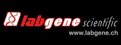 labgene fait confiance à Quintessence Publicité Lausanne