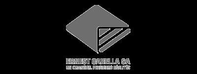 Enerst Gabella fait confiance à Quintessence Publicité Lausanne