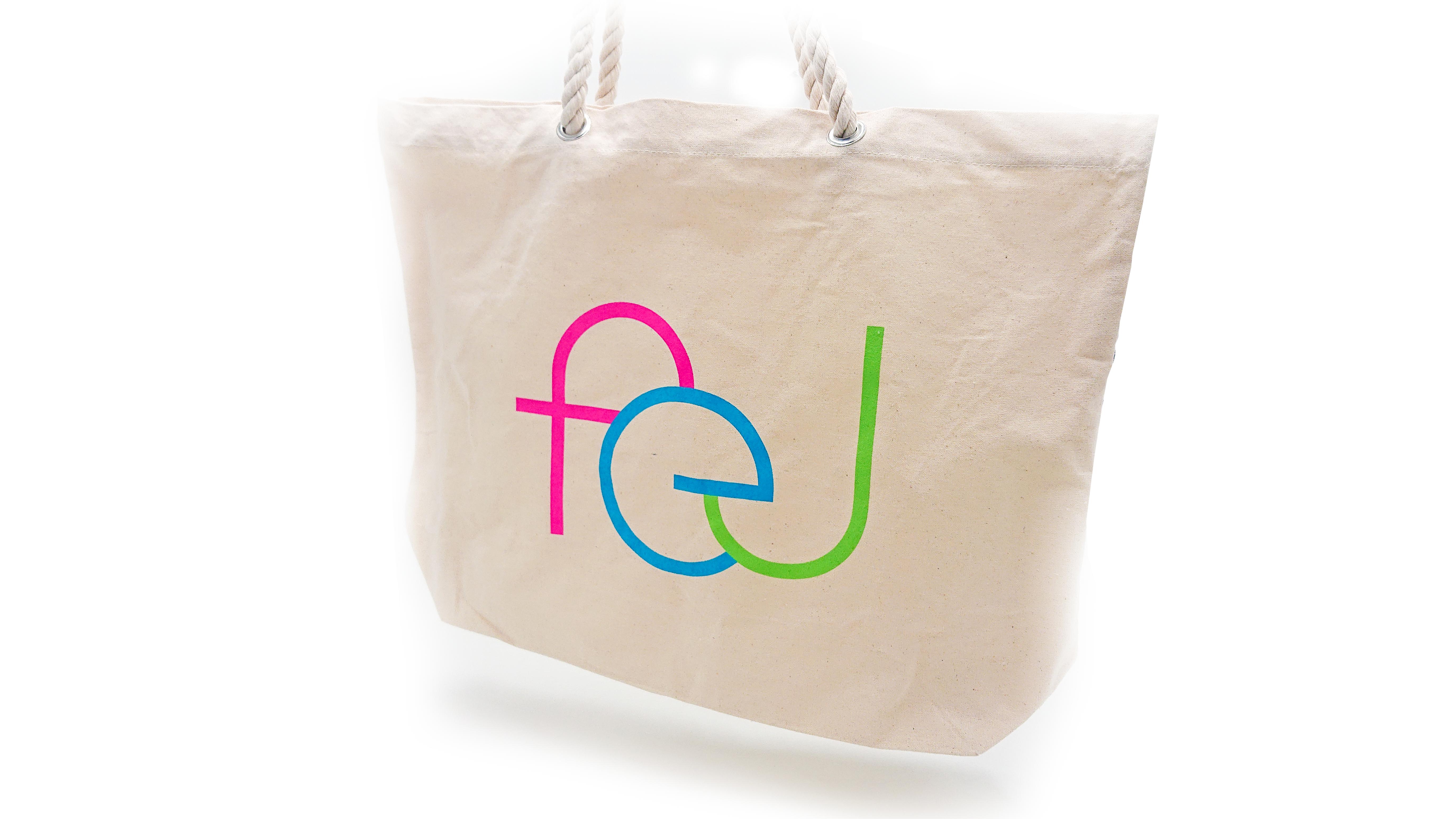 Totebag FEJ - Sacs & Emballages
