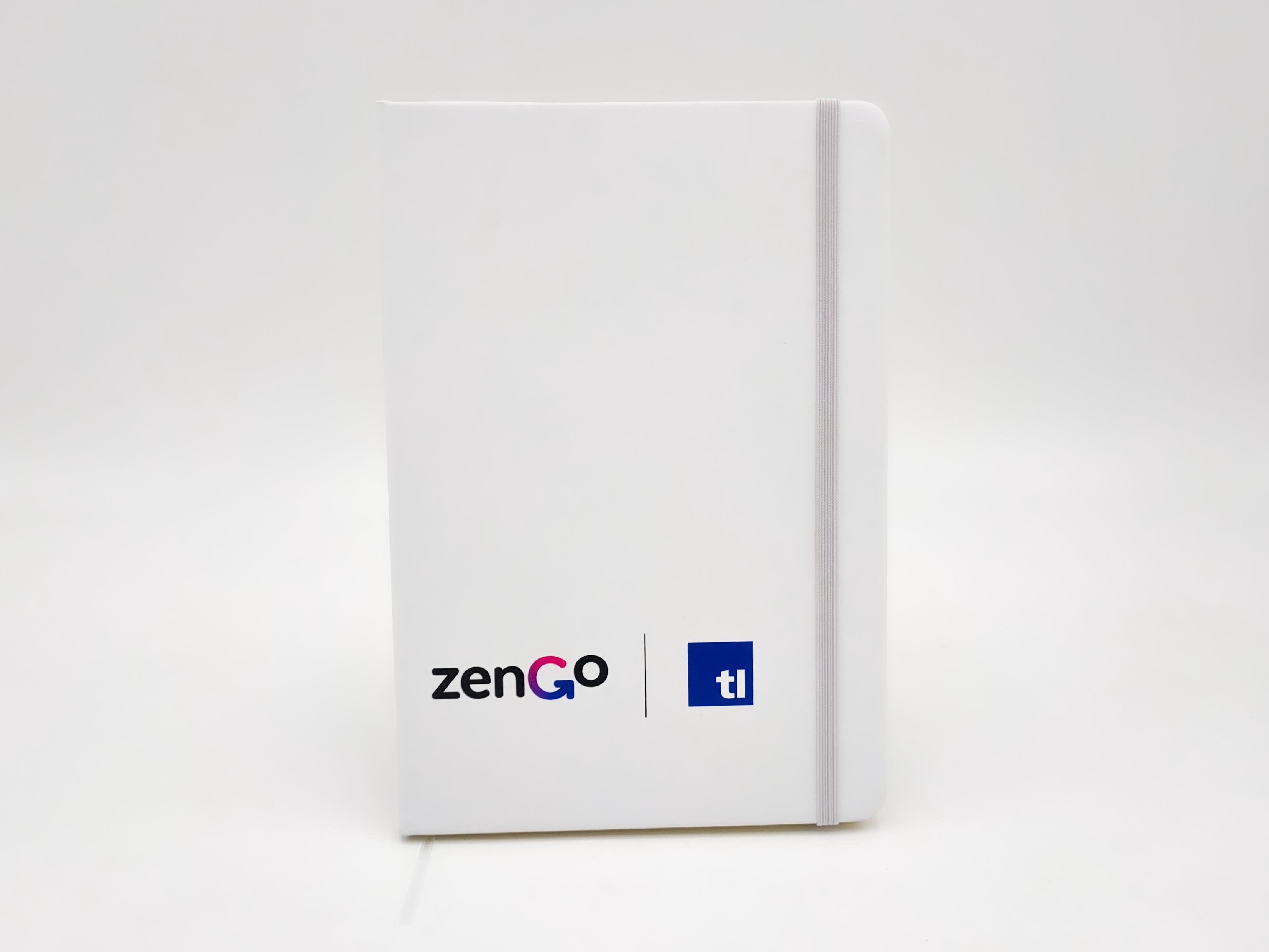 Carnet de note A5 T-L ZenGo - Papeterie