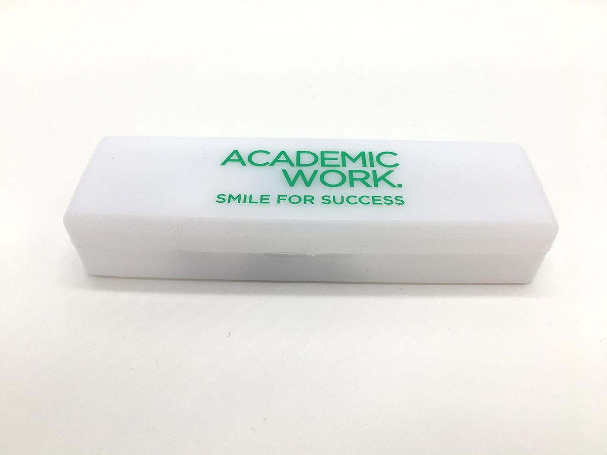 Kit brosse à dents Academic Work
